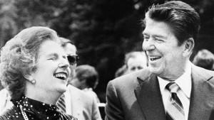 Tatcher - Reagan - Lapravda.fr
